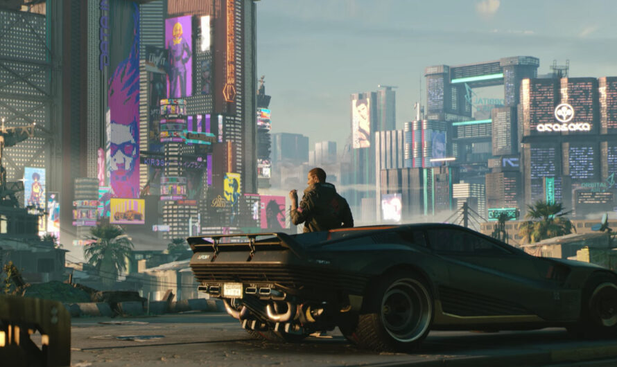 "CD Projekt Red Says No Change in ""Cyberpunk 2077"" Release, Employees Will Work from Home"