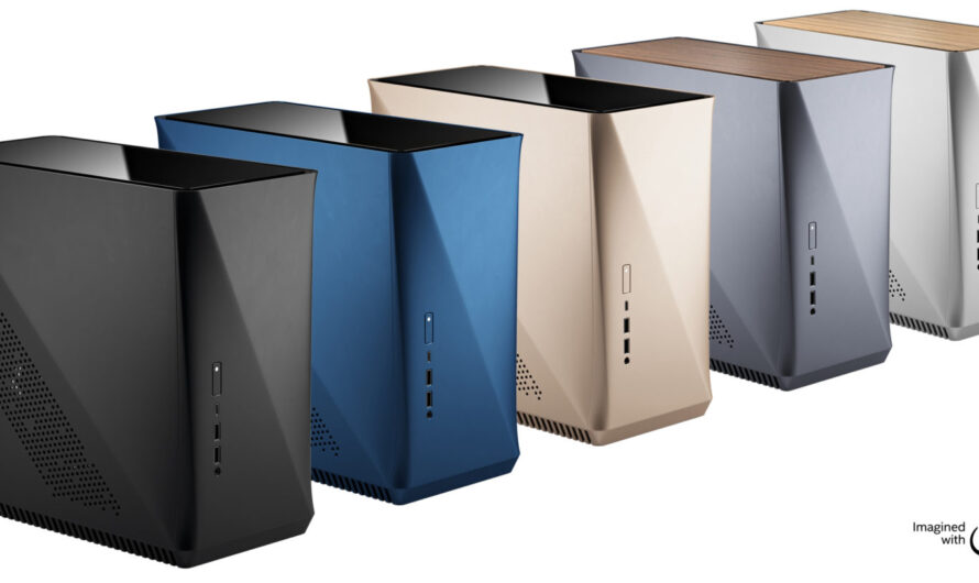 Fractal Design Announces a Sleek ITX Case Targeting Creators, Gamers and DIY-ers