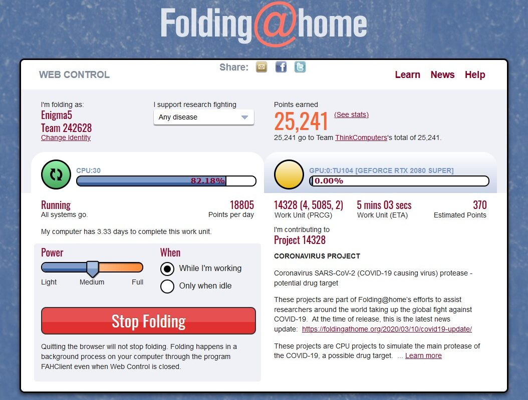 folding@home-breaks-exaflop-barrier-as-network-achieves-1.5-exaflop-performance!