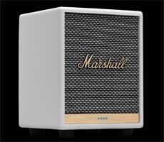 Marshall's Uxbridge Smart Speaker Goes To 11 With Alexa Voice