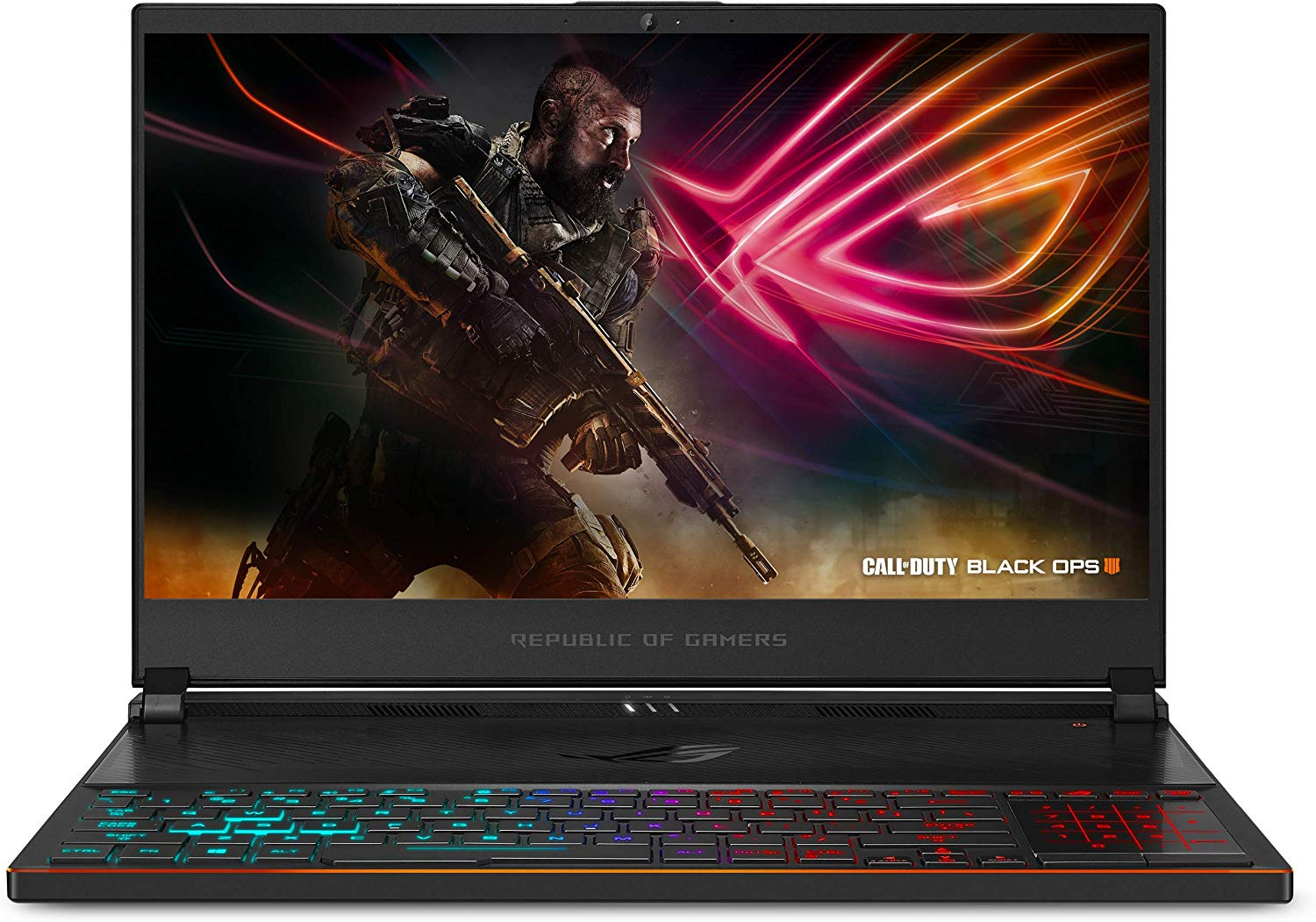 ASUS ROG Zephyrus S Ultra Slim Gaming PC Laptop