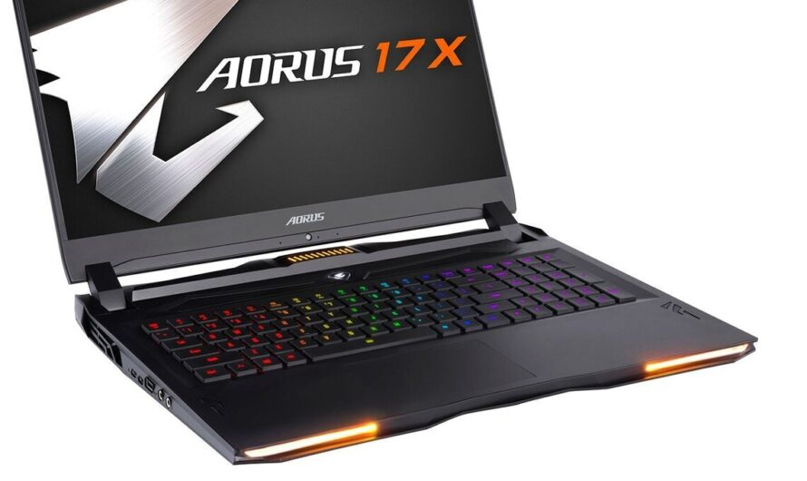 GIGABYTE Announces new AORUS & AERO Gaming Laptops
