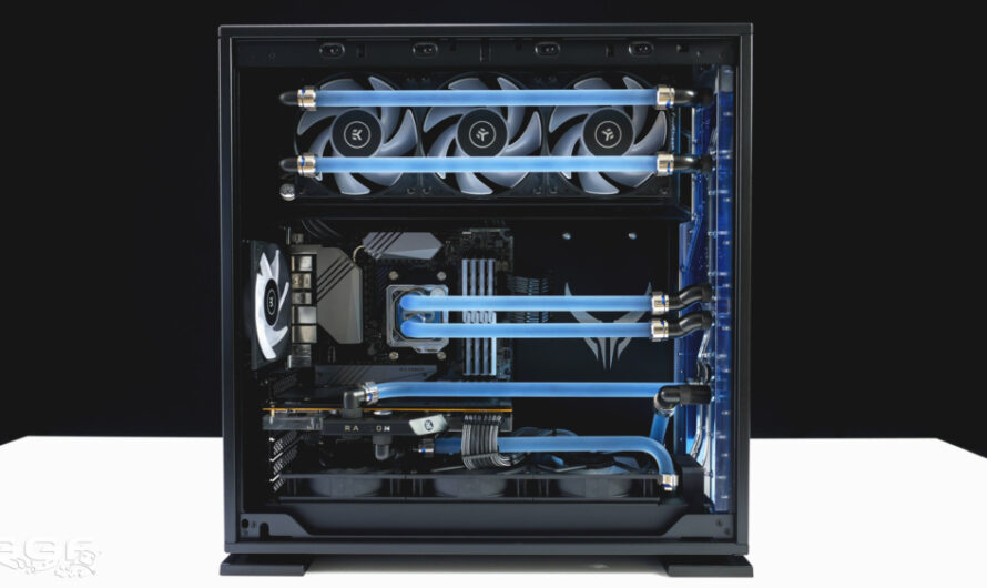 Case Mod Friday: Liquid Devil