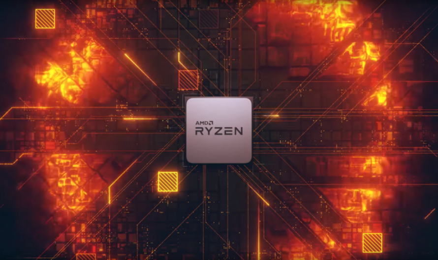 AMD 4th Generation Ryzen Desktop Processors Could Launch in September