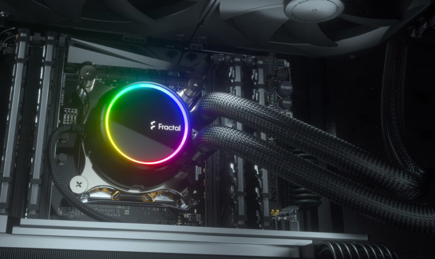 Fractal Design Announces Celsius+ AIO Coolers