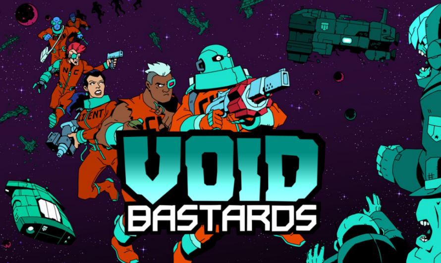 Xbox console exclusive 'Void Bastards' announced for PS4 and Switch