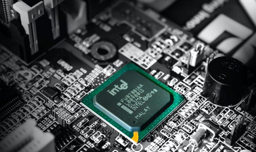 Intel is back on top of the semiconductor market