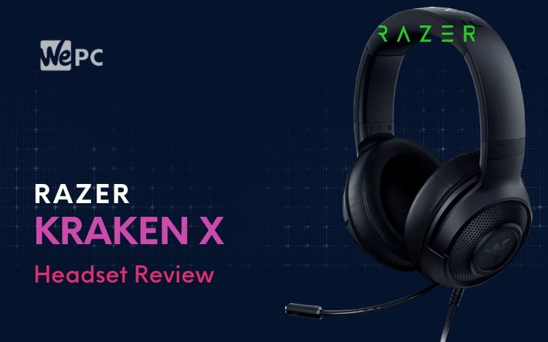 Razer Kraken X Gaming Headset Review
