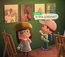 Here's How To Collect Rare Museum Art With NookLink In Animal Crossing: New Horizons
