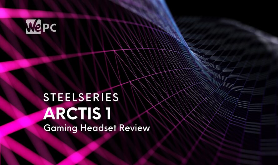 SteelSeries Arctis 1 Gaming Headset Review