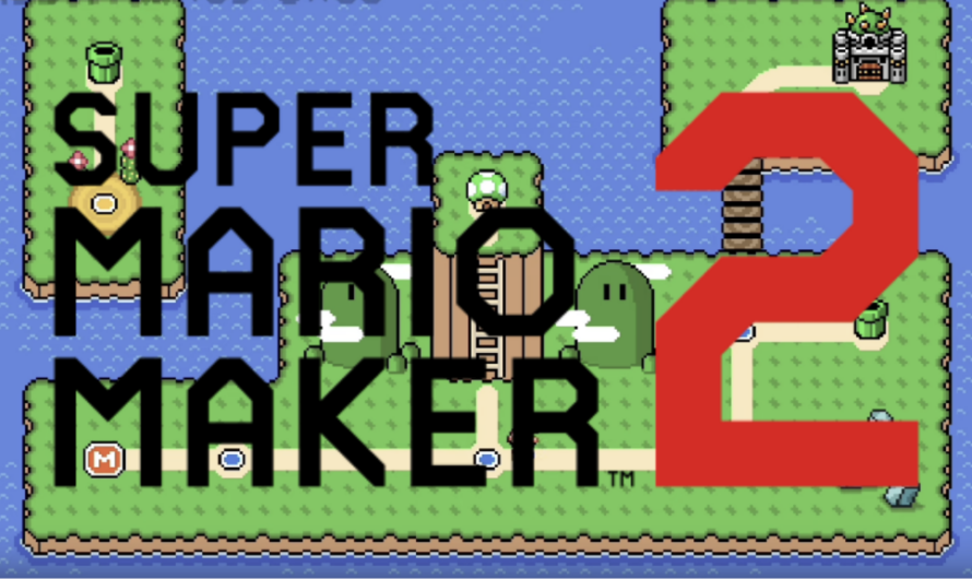 Super Mario Maker 2's final major update announced