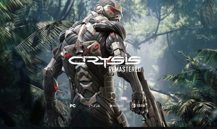Crysis Remastered Could Feature Both Crysis and Crysis Warhead