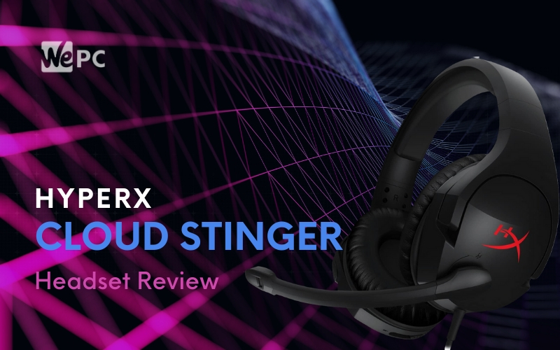 HyperX Cloud Stinger Headset Review