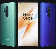 Some OnePlus 8 Pro Customers Complain Of Green Tinting And Other Display Woes