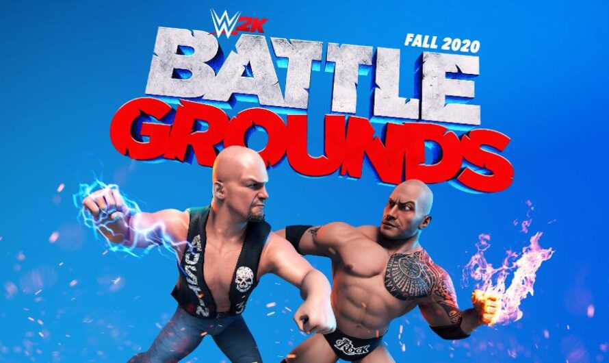 WWE 2K Battlegrounds announced, will replace WWE 2K21 this year