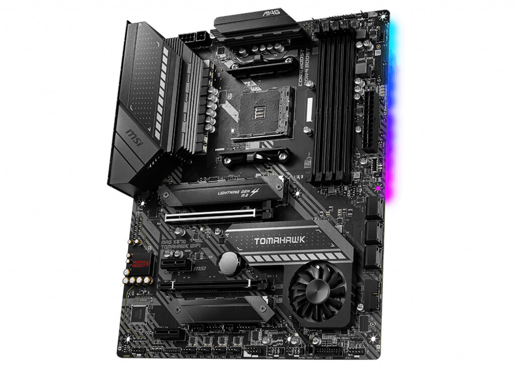 msi-announces-mag-x570-tomahawk-wifi-motherboard