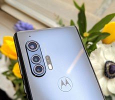 Moto Edge+ Review: Gorgeous But Living On The Edge (Of 5G)