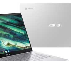 ASUS Chromebook Flip C436 Rocks 10th Gen Core CPU And 14-Inch Full HD Display