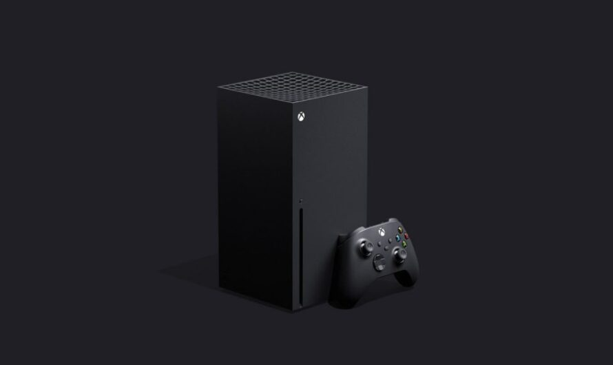 Xbox Series X on schedule but games could slip