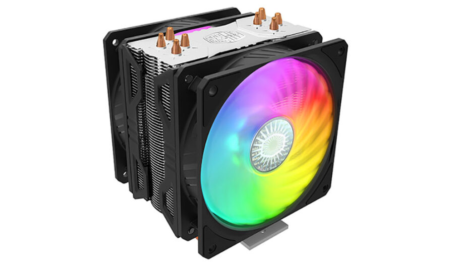Cooler Master Releases the Hyper 212 ARGB Turbo CPU Cooler