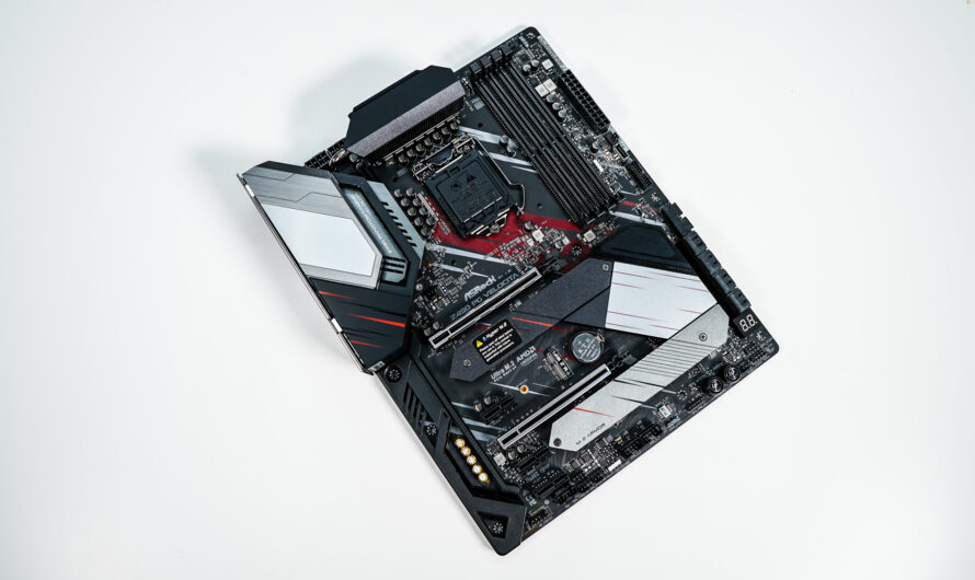 ASRock Z490 PG Velocita Motherboard Technical Preview