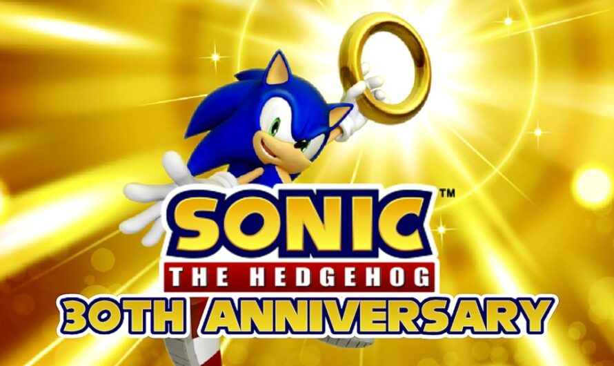 "SEGA has ""Exciting"" plans for Sonic's 30th anniversary"