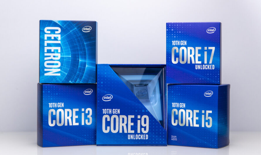 Intel Core i9-10900K Stress Tested, Reaches Temperatures of 93C