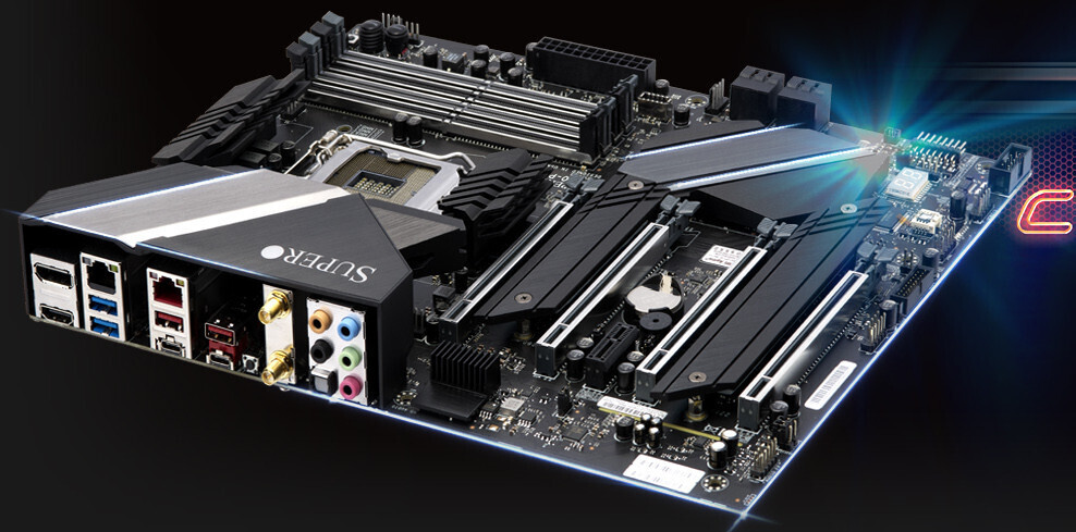 supero-pro-gaming-z490-motherboard-arrives-alongside-intel-10th-gen-cpus