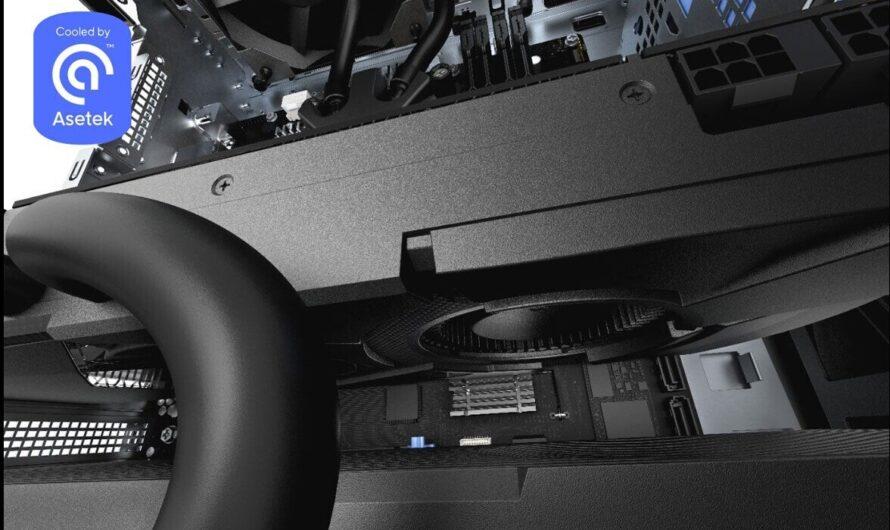 Asetek Unveils Rad Card Industry's First Slot-In PCIe Radiator Card