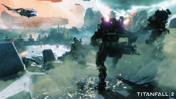 Respawn opens new studio for Apex Legends but Titanfall 3 'not in development'