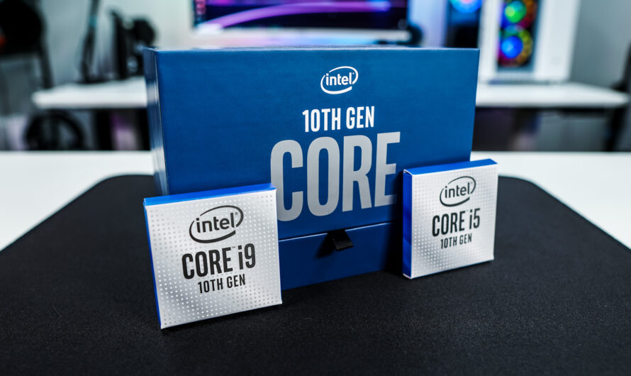 Leaked review shows Intel Core i9-10900K keeping up with Ryzen 9 3900X