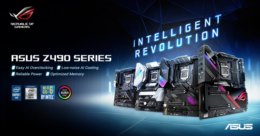 asus-z490-motherboard-line-up-and-uk-pricing