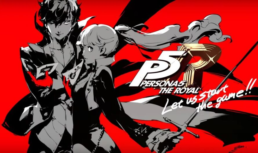 "Persona 5 Royal has achieved ""record sales"" according to SEGA"