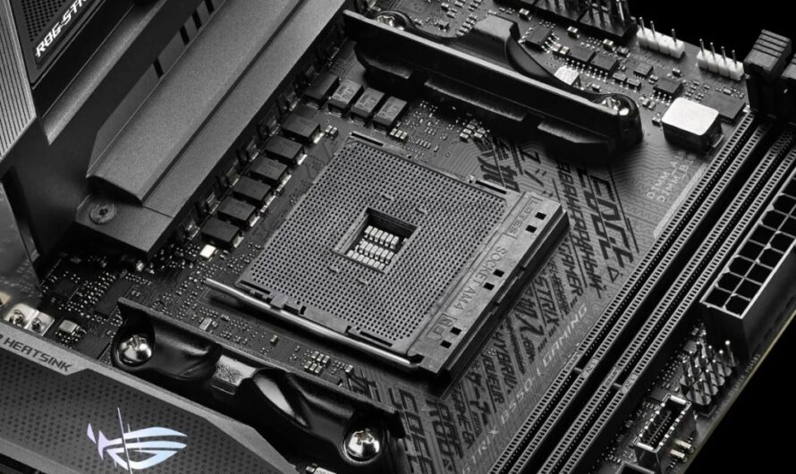 ASUS introduces AMD B550 motherboard range