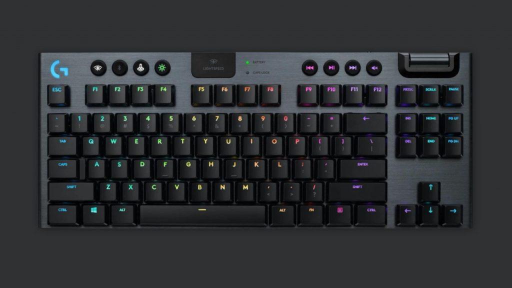logitech-announces-g915-tkl-lightspeed-wireless-rgb-mechanical-keyboard