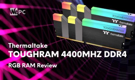 thermaltake-toughram-rgb-ddr4-4400mhz-16gb-review