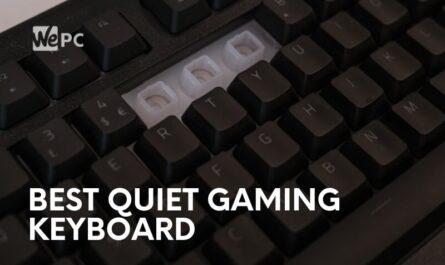 best-quiet-gaming-keyboard