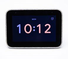 lenovo-smart-clock-with-nest-and-google-photos-integration-is-just-$40-at-best-buy
