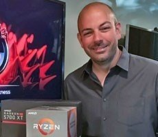 AMD's Chief Architect of Gaming Solutions, Frank Azor Joins Our 2.5 Geeks Podcast LIVE This Friday!