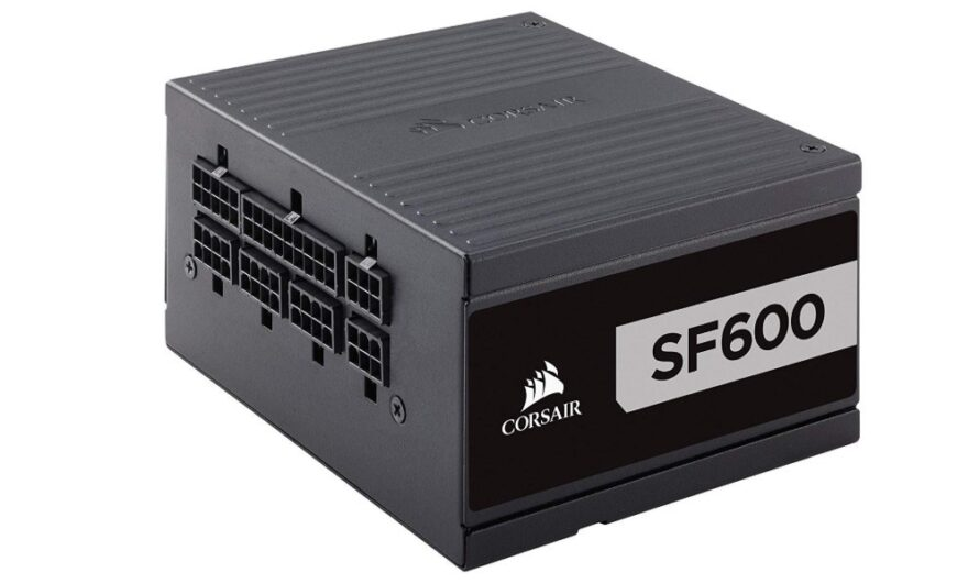 Corsair recalls its SF Platinum series SFX power supplies