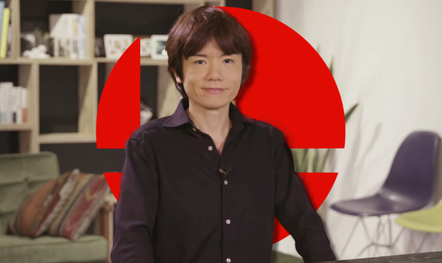 Sakurai forced to silence himself to prevent Smash Bros. speculation
