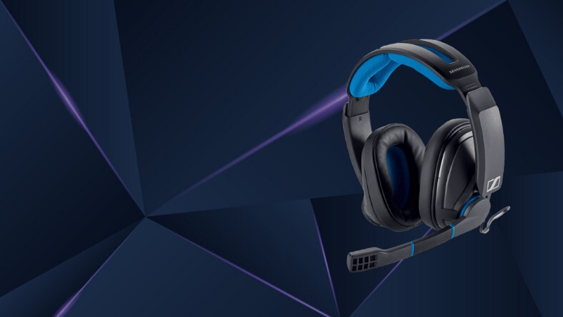 Sennheiser GSP300 Headset Review | One Of The Best Sub $100 Headsets Out There?