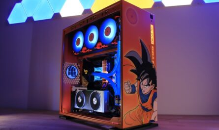 case-mod-friday:-dragon-ball-z-goku-project