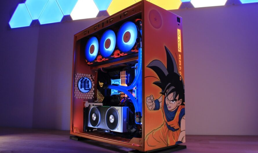 Case Mod Friday: Dragon Ball Z Goku Project
