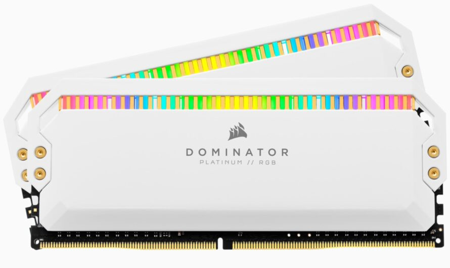 Win a Corsair Dominator Platinum RGB Memory Kit!