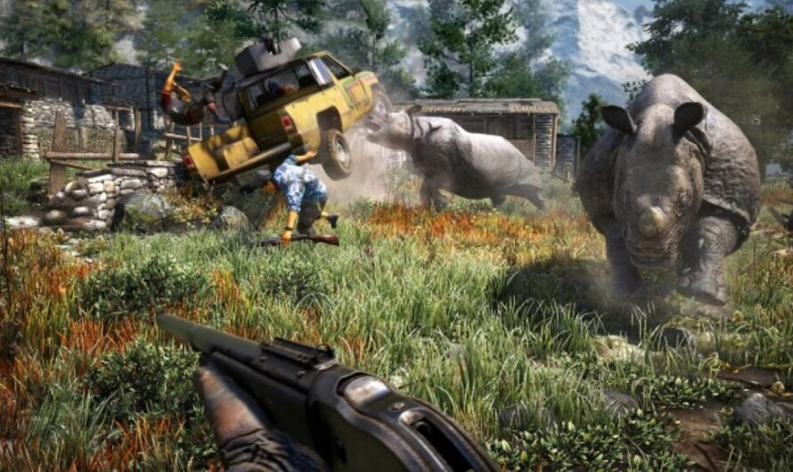 Far Cry 6 tipped to be announced in July