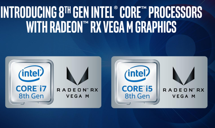 AMD axes graphics support for Kaby Lake-G CPUs