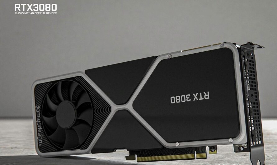 New leak details RTX 3090, 3080 and 3070 with up to 24GB GDDR6X VRAM, 350W TDP