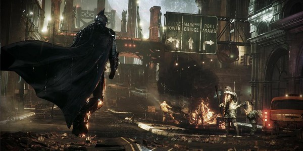 Warner Bros. gaming division reportedly up for sale