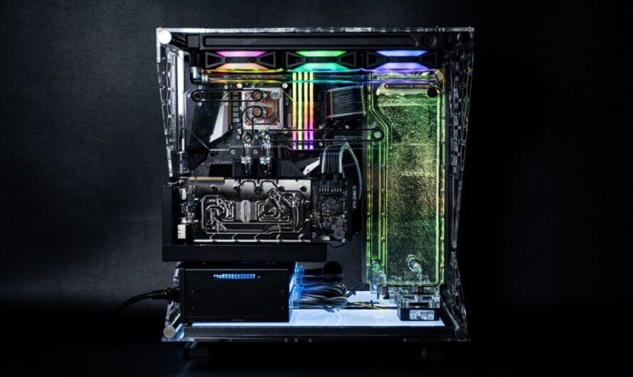 Case Mod Friday: THERMALTAKE CORE P3 TG EDITION